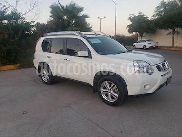 Nissan X-Trail ADVANCE TELA usado (2014) color Blanco precio $184,000