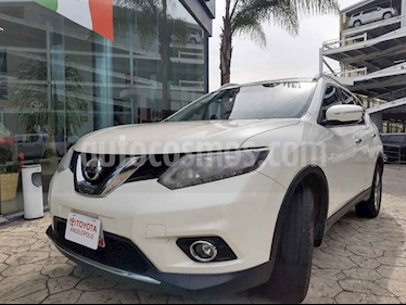 Nissan X-Trail 5p Advance 2 L4/2.5 Aut usado (2017) color Blanco precio $265,000