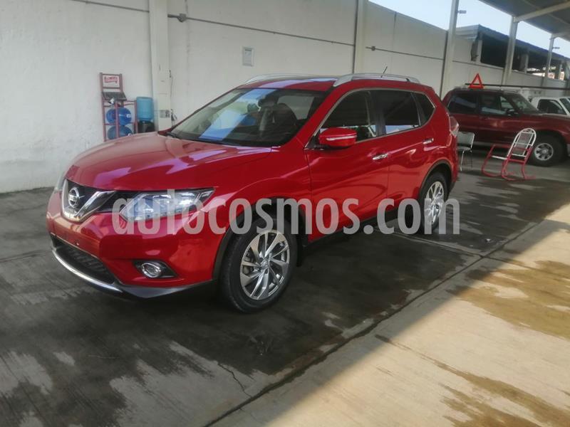 Nissan X-Trail Advance usado (2015) color Rojo precio $239,000