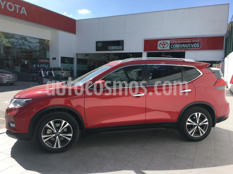 Nissan X-Trail Advance 3 Row usado (2019) color Rojo precio $436,000