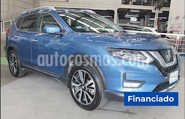 Nissan X-Trail Advance 3 Row usado (2019) color Azul precio $439,000