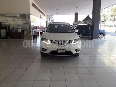 Nissan X-Trail Exclusive 3 Row usado (2017) color Blanco precio $295,000