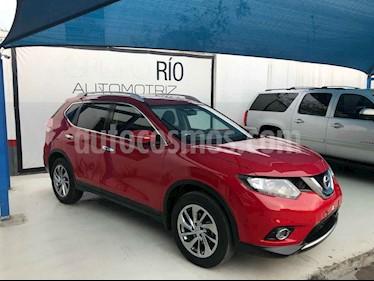 Nissan X-Trail Advance 2 Row usado (2016) color Rojo precio $259,000