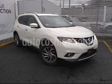 Nissan X-Trail Exclusive 2 Row usado (2016) color Blanco precio $255,000