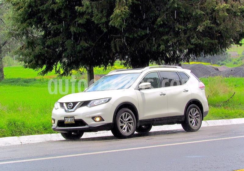 Nissan X-Trail Exclusive 2 Row usado (2016) color Blanco precio $275,000