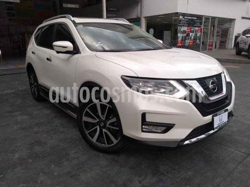 Nissan X-Trail Exclusive 2 Row usado (2018) color Blanco precio $384,000