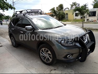 Nissan X-Trail Advance 3 Row usado (2017) color Gris precio $280,000