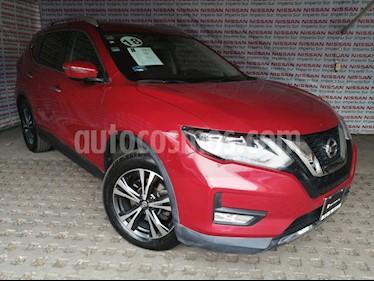 Nissan X-Trail Advance 3 Row usado (2018) color Rojo precio $335,000