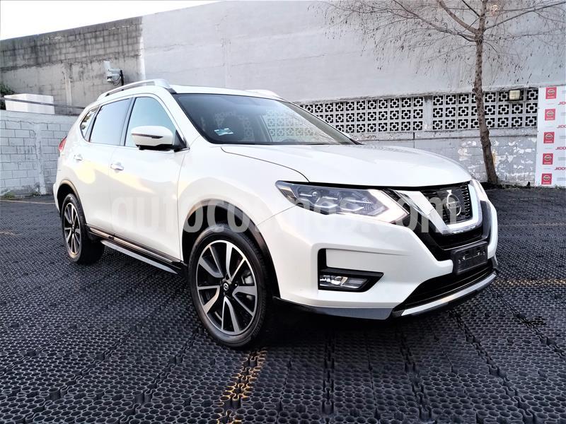 Nissan X-Trail Exclusive 2 Row usado (2019) color Blanco precio $471,000