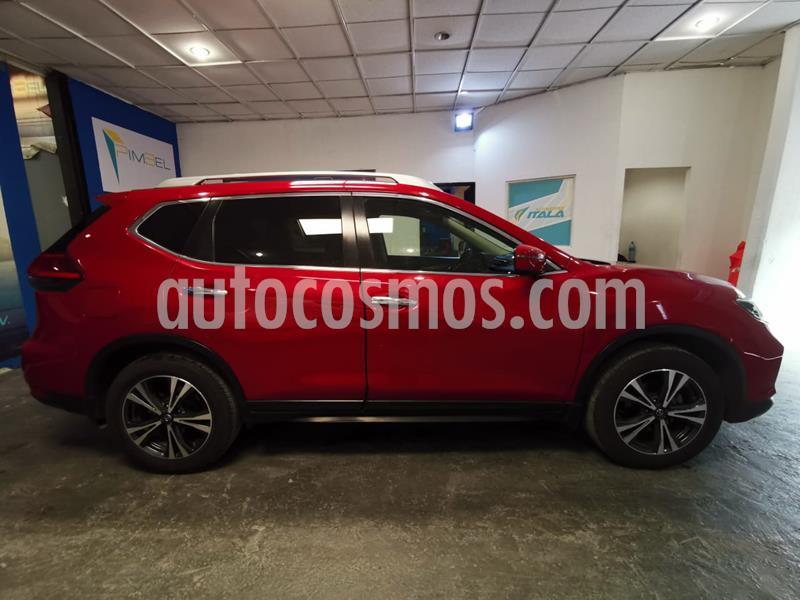 Nissan X-Trail Advance 2 Row usado (2018) color Rojo precio $283,000