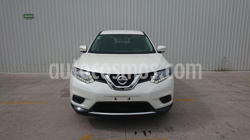 Nissan X-Trail Sense 3 Row usado (2017) color Blanco precio $259,000