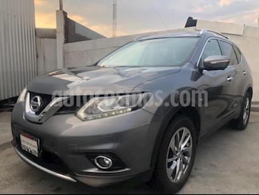 Nissan X-Trail 5P EXCLUSIVE CVT PIEL CD QC GPS 5 PAS. RA-18 usado (2016) color Gris precio $285,000