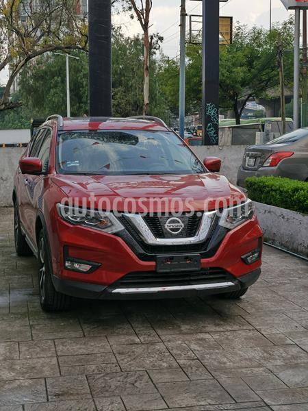 Nissan X-Trail Exclusive 2 Row usado (2020) color Rojo precio $494,999