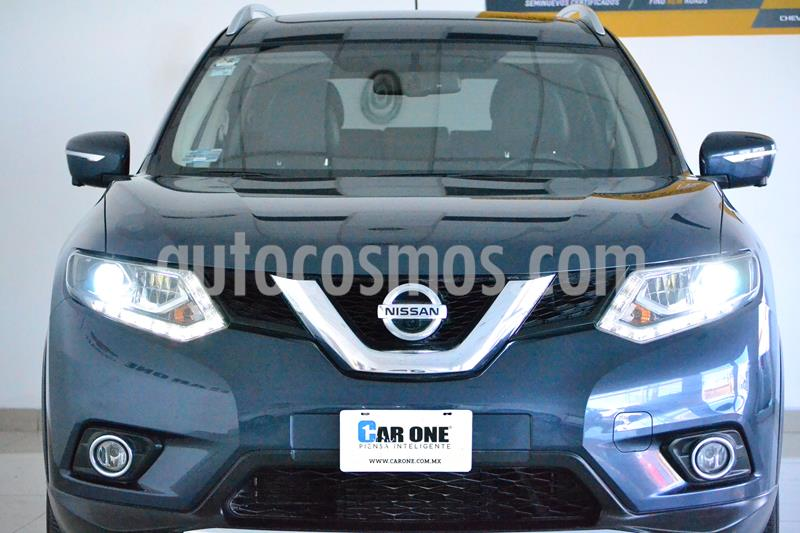 Nissan X-Trail Exclusive usado (2016) color Azul precio $275,000
