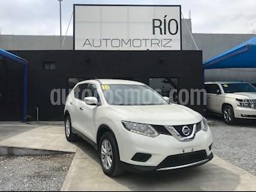 Nissan X-Trail Sense 2 Row usado (2016) color Blanco precio $248,000
