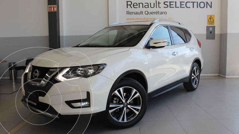 Nissan X-Trail Advance 2 Row usado (2018) color Blanco precio $310,000