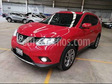 Nissan X-Trail 5p Exclusive 2 L4/2.5 Aut usado (2017) color Rojo precio $299,000