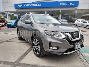 Nissan X-Trail Exclusive 3 Row usado (2019) color Gris Oxford precio $439,000