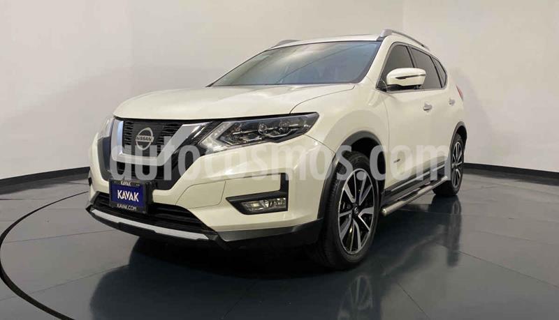 Nissan X-Trail Exclusive 2 Row Hybrid usado (2018) color Blanco precio $442,999
