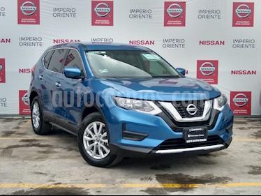 Foto Nissan X-Trail Sense 2 Row usado (2018) color Azul precio $325,000