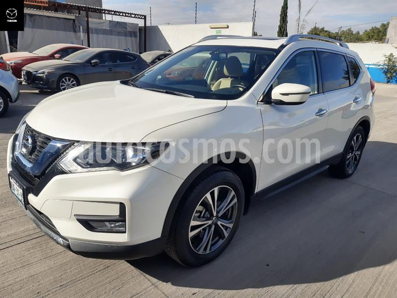 Nissan X-Trail Advance 3 Row usado (2018) color Blanco Perla precio $359,900