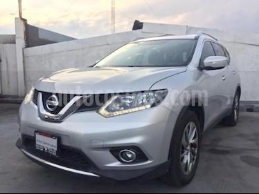 Foto Nissan X-Trail 5p Advance 3 L4/2.5 Aut Banca abatible usado (2016) color Plata precio $249,000