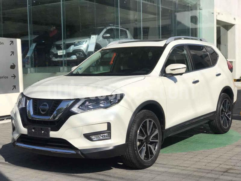 Nissan X-Trail Exclusive 2 Row usado (2020) color Blanco precio $535,000