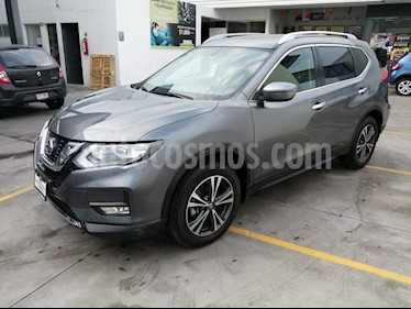 Nissan X-Trail Advance 2 Row usado (2018) color Gris Oxford precio $350,000