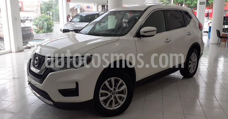 Nissan X-Trail Advance 2 Row usado (2019) color Blanco precio $299,900