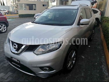 Nissan X-Trail Advance 3 Row usado (2015) color Plata precio $280,000