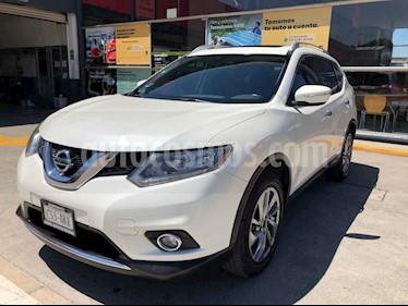 Nissan X-Trail Advance 3 Row usado (2017) color Blanco precio $268,990