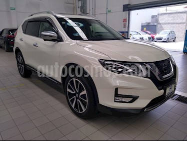 Nissan X-Trail Exclusive 2 Row usado (2019) color Blanco precio $415,000