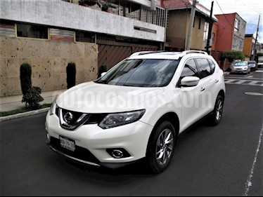 Nissan X-Trail Advance usado (2017) color Blanco precio $239,900