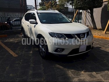 Nissan X-Trail Advance 2 Row usado (2017) color Blanco precio $343,000