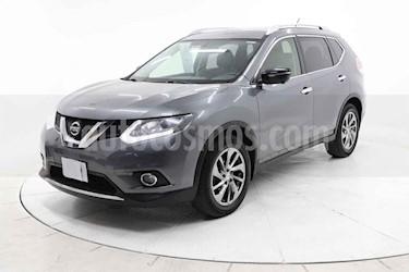 Nissan X-Trail 5p Exclusive 2 L4/2.5 Aut usado (2016) color Gris precio $259,000