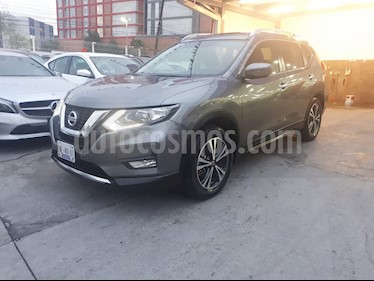 Nissan X-Trail Advance 3 Row usado (2019) color Gris precio $400,000