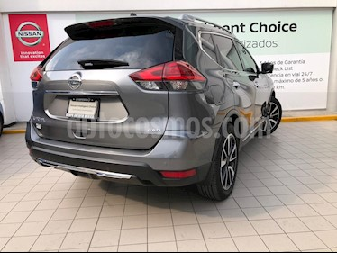Nissan X-Trail Exclusive 3 Row usado (2018) color Gris Oxford precio $379,000