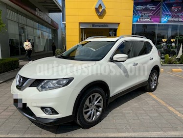 Nissan X-Trail Exclusive usado (2017) color Blanco precio $305,000