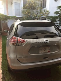 Nissan X-Trail Advance 3 Row usado (2016) color Plata precio $279,000