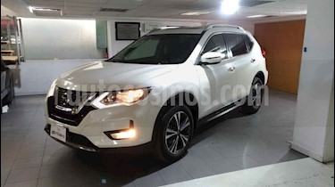 Nissan X-Trail 5p Advance 2 L4/2.5 Aut usado (2018) color Blanco precio $345,000