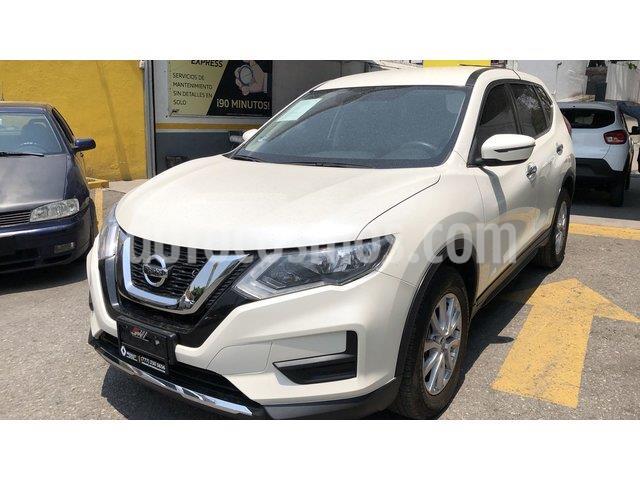 Nissan X-Trail Sense 3 Row usado (2019) color Blanco Perla precio $367,000