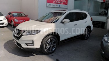 Nissan X-Trail Exclusive 2 Row usado (2018) color Blanco Perla precio $81,000