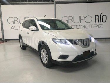 Nissan X-Trail Sense 2 Row usado (2017) color Blanco precio $249,000