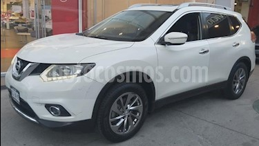 Nissan X-Trail 5P ADVANCE CVT CD QC 5 PAS. RA-18 usado (2015) color Blanco precio $245,000