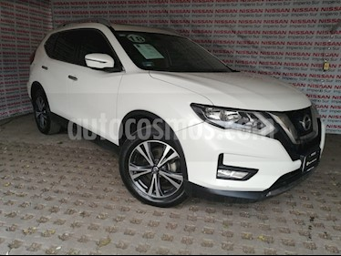 Nissan X-Trail Advance 2 Row usado (2018) color Blanco Perla precio $325,000