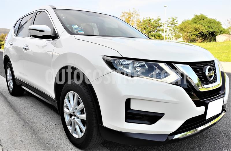 Nissan X-Trail Sense 2 Row usado (2018) color Blanco precio $286,000
