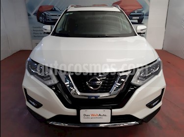 Nissan X-Trail Exclusive usado (2018) color Blanco precio $392,000