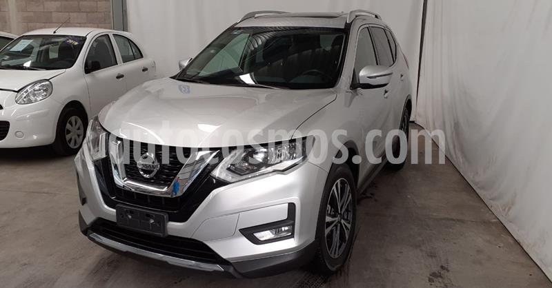 Nissan X-Trail Advance 3 Row usado (2020) color Plata Dorado precio $379,900