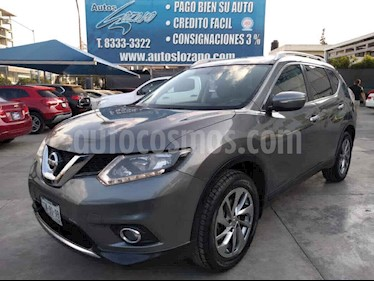 Nissan X-Trail Advance 2 Row usado (2015) color Gris precio $219,900