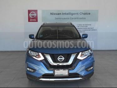 Nissan X-Trail 5P EXCLUSIVE 2 L4/2.5 AUT usado (2018) color Azul precio $459,000